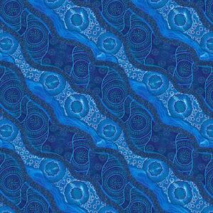 Indigenous - Coastal Blue Finish